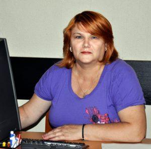 Lăzăruț Mihaiela Carmen - referent