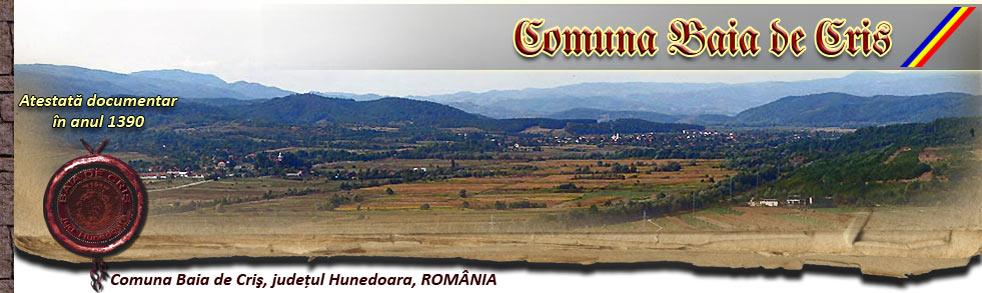 Comuna Baia de Cris