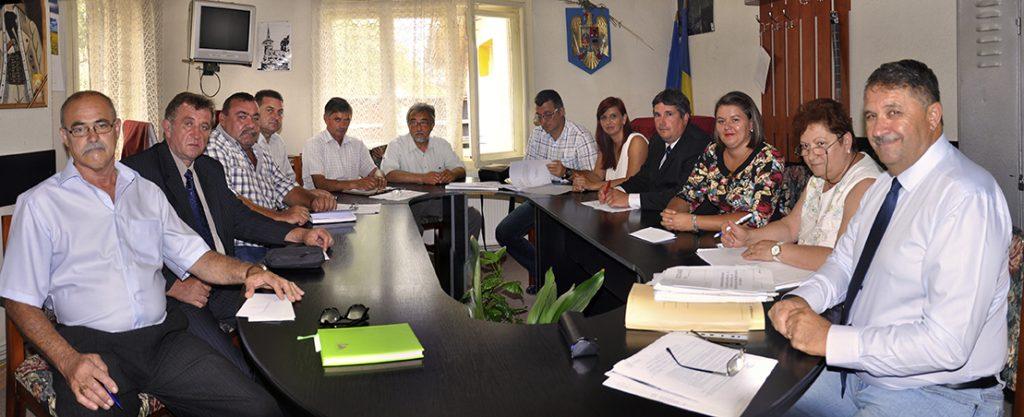 Consiliul Local 2016-2020