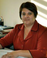 Rusu Lucia - Secretarul general UAT